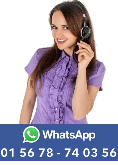Kontakt per WhatsApp zur kostenlosen Autoentsorgung